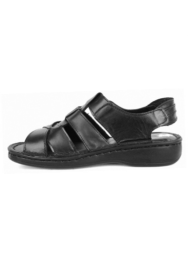 Ayakcenter Spor Sandalet Siyah